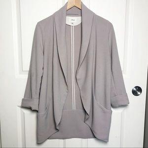 Aritzia Wilfred Chevalier Blazer Jacket size 4
